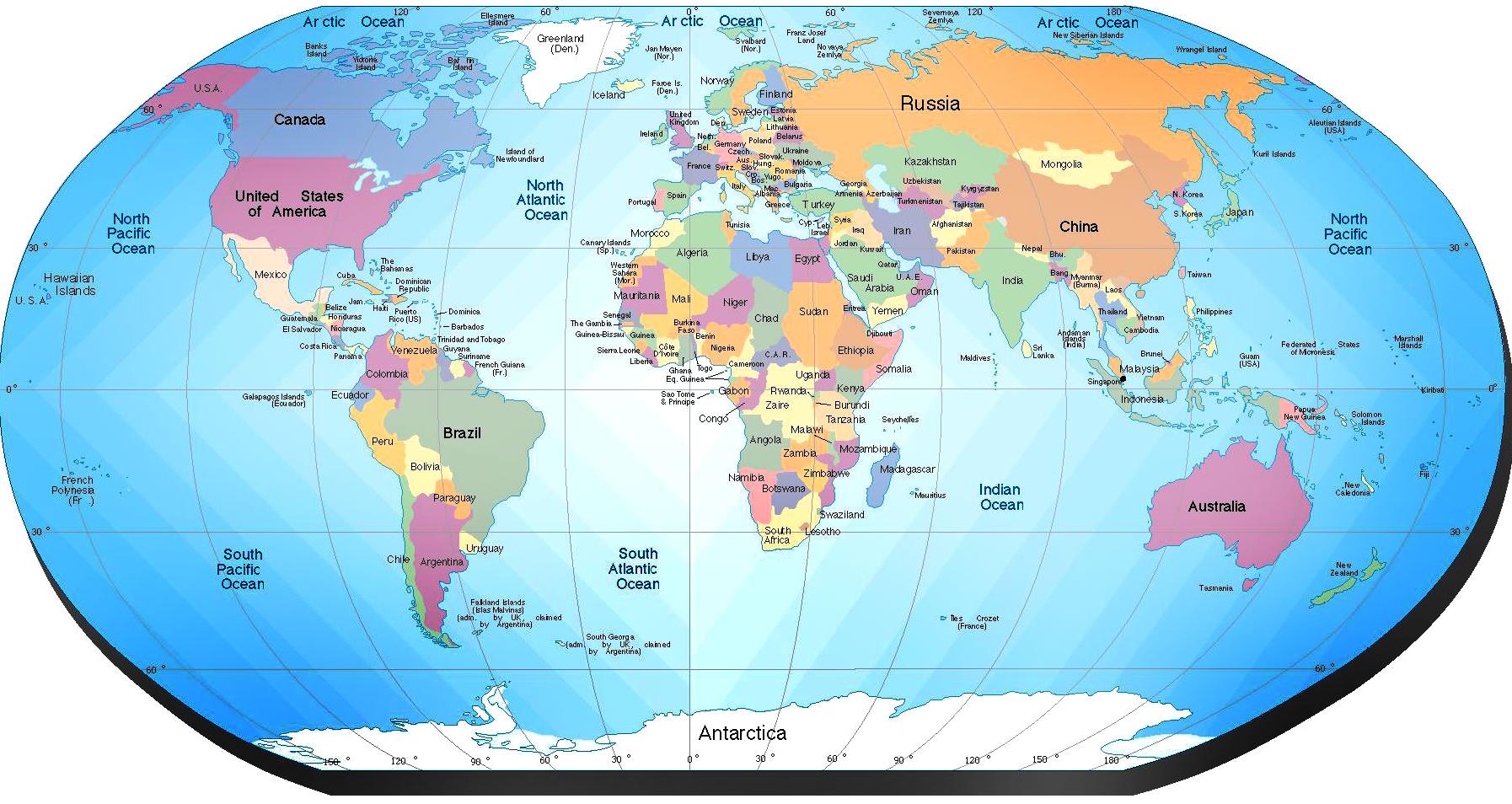 Ejemplos de mapa