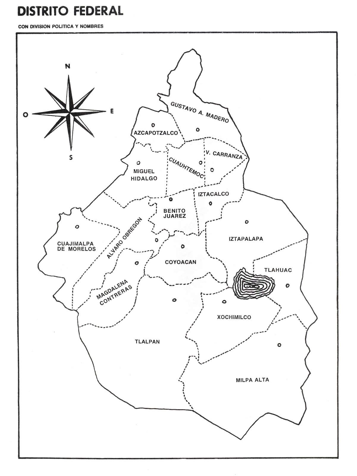 Mapa df