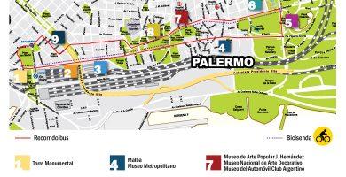 Mapa interactivo buenos aires bus