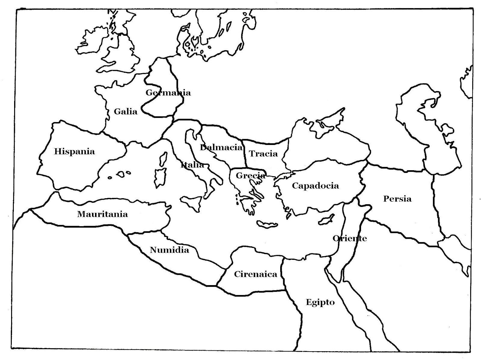 Mapa roma ejemplo