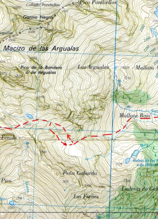 descarga programa crear mapa relieve partir imagen: