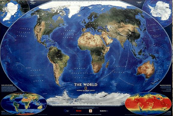 Mapas geograficos