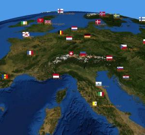 Mapa interactivo para descargar