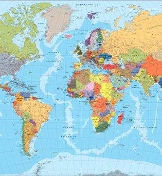 Fotos mapas mundo