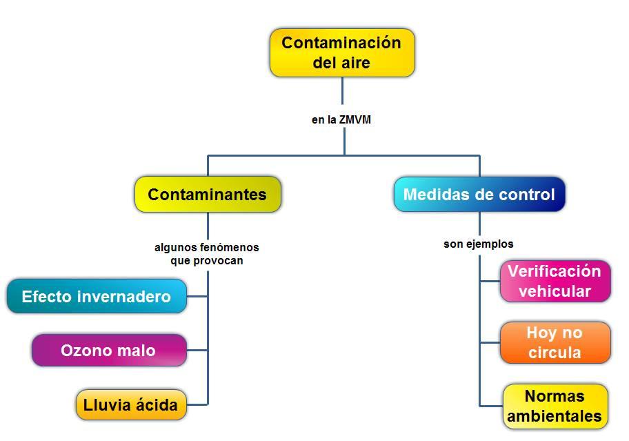 Hacer mapa conceptual