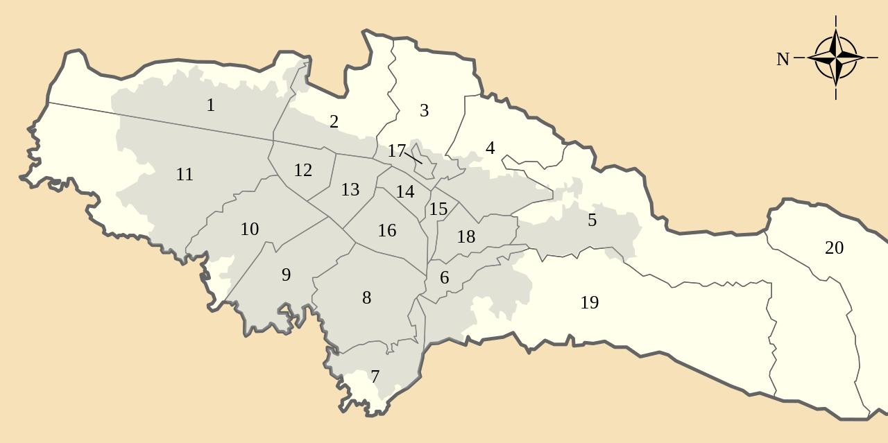 Mapa de bogota gratis