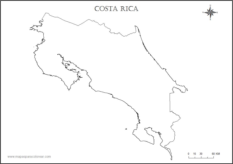 Mapa interactivo costa rica