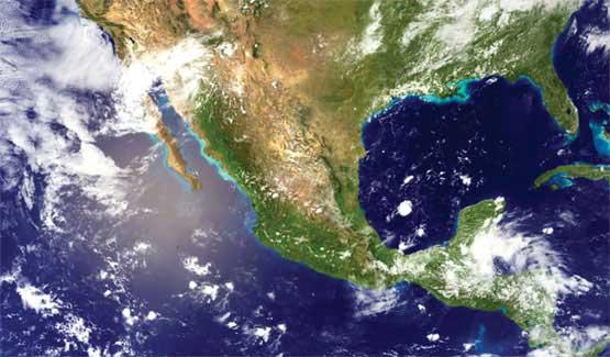 Mapa virtual satelital