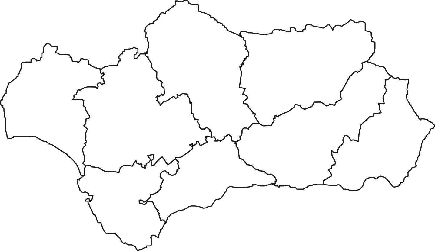 ver Mapa de andalucia